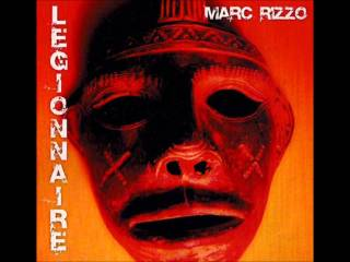 Marc Rizzo - Legionnaire Album (Photo Courtesy of Phlamencore Records)