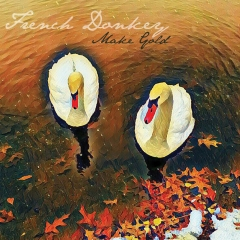 Cleveland's Chris Donley and Scott Paris have a new sound with French Donkey. (Album art courtesy of French Donkey)